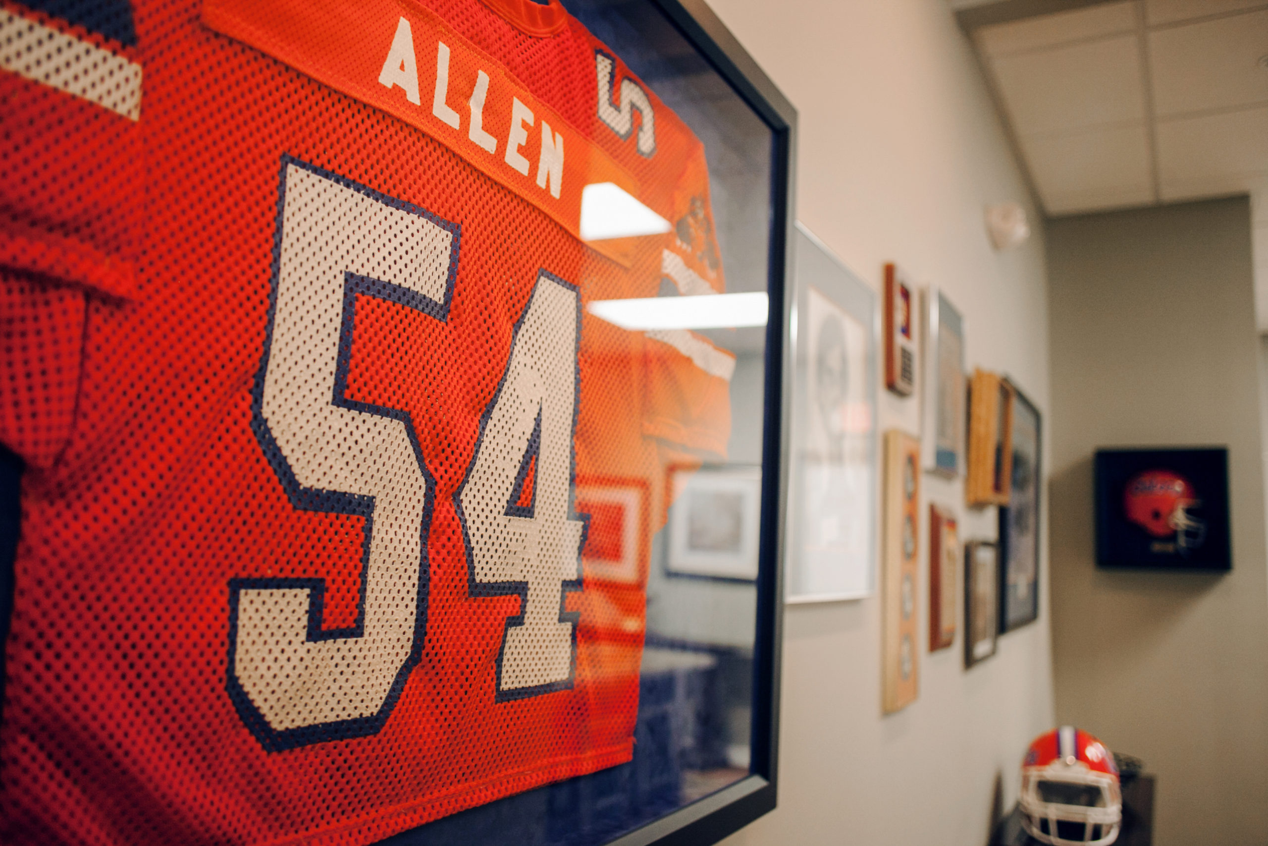 Allen Law Firm Gainesville Office | Allen Florida Gators Jersey